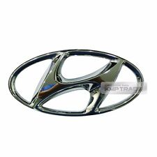 OEM Genuine Parts Front Grill Symbol Mark Emblem For HYUNDAI 2016-2017 Tucson TL