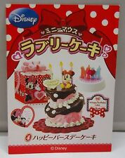 Disney Minnie  Mouse Lovely Cake Set No.4 , 1 pc only - Re-ment  , h#1