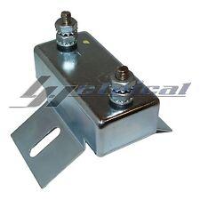 NEW HD EXTERNAL VOLTAGE REGULATOR UNIVERSAL GENERATOR CUT-OUT 6 - 24 Volts 25Amp