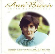 Ann Breen Irish Favourites 15 Track Cd Album