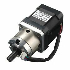 Extrusora Engranaje Stepper Motor Ratio 5:1 Planetary Gearbox Nema 17 Step Motor