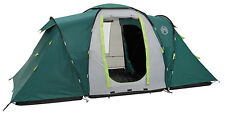 Coleman Spruce Falls VisAvis Tent Green and Grey 4 Person