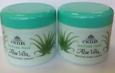 2 X Cyclax Nature Pure ALOE VERA Revitalising Cream 300ml Multi Buy