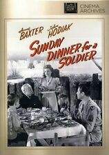 Sunday Dinner for a Soldier (2012, DVD NEUF) DVD-R/BW