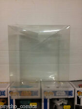 "10 x FUNKO POP! 4"" PROTECTIVE DISPLAY CASES - COLLECTIBLE FIGURE BOX SLEEVES"