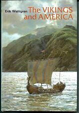 Ancient Peoples and Places Ser.: The Vikings and America by Erik Wahlgren...