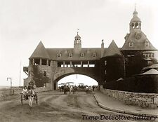 The Casino at Narragansett Pier, Rhode Island - 1899 - Historic Photo Print