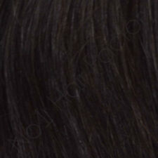 Pre-Bonded Indian Remy Hair Extensions Stick Tip Off Black 1b# Length 18""