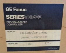 NEW IN BOX GE FANUC IC630CCM390B RS232 ADAPTOR PROGRAMMABLE CONTROLLER