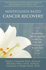 Linda Carlson - Mindfulnessbased Cancer Recove (2011) - Used - Trade Paper