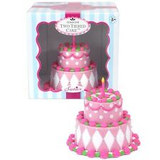 """Doll Clothes AG 18"""" Sophia's Two Tiered Doll Cake Made For American Girl Doll"""