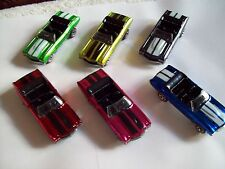 2006 HW Classics Series 2 70 Chevelle Convertible Car Set in all 6 Colors LOOSE