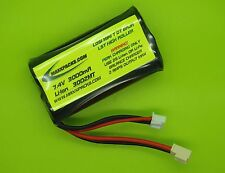 NEW 3000mAh 7.4V BATTERY FITS TEAM LOSI MINI T DT BAJA  / MADE IN USA
