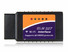 ELM327 WIFI OBD2 Diagnostica Auto Scanner lettore di codice per IPHONE iOS e Android
