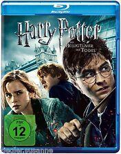 Harry Potter und die Heiligtümer des Todes 7.1 BlueRay-Dis Neu+in Folie (L1)