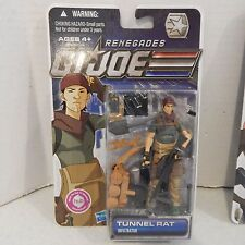 GI JOE ~ 2011 TUNNEL RAT ~ RENEGADES ~ MOC