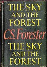 1948 C S FORESTER THE SKY AND THE FOREST AFRICAN NOVEL CENTRAL AFRICA SLAVERY