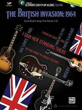 The British Invasion: 1964: Seven Beatles Songs That Started It All [With DVD RO