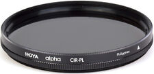 Hoya 52mm Alpha Polarizer Glass Filter (C-APL52CRPL). U.S Authorized Dealer