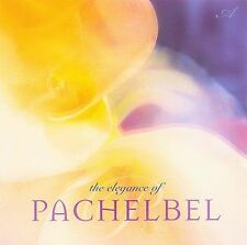 Elegance of Pachelbel by Various Artists (CD, Apr-2005, Avalon Records)