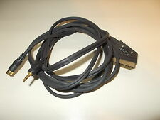 Scart Switch Kabel,  FBAS/S-Video, 3 m