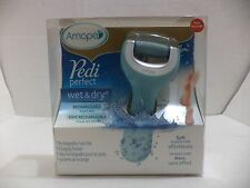 Amope Pedi Perfect- Electronic Simply recharge the cordless Foot File Wet Dry