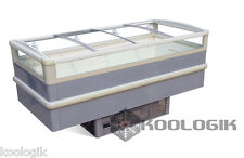 Refrigerated Display Cabinets - Island Display Type - Plug In