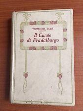 TOMMASINA GUIDI IL CURATO DI PRADALBURGO  FIRENZE ADRIANO SALANI ED.1923