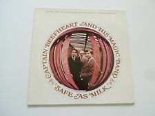 Captain BEEFHEART-SAFE AS MILK... German WEA VINILE: MINT/COVER: very GOOD