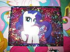 MY LITTLE PONY MON PETIT PONEY TOPPS 2014 IMAGE STICKER AUTOCOLLANT N° 66 HOLO