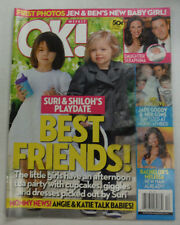 Ok! Magazine Suri & Shiloh Jade Goody March 2009 052615R