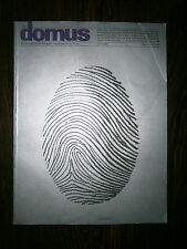 DOMUS - MONTHLY REVIEW OF ARCHITECTURE INTERIORS DESIGN ART # N.758 1994