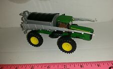 1/64 CUSTOM ERTL FARM TOY CUSTOM JOHN DEERE LIME FERTILIZER AIR SPREADER FLOATER