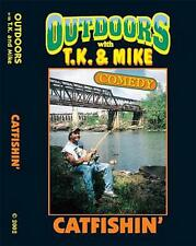 New Outdoors with TK and Mike DVD Comedy CATFISHN' video funny fishing