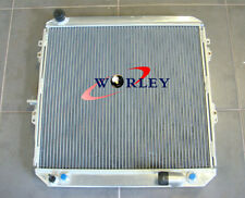 NEW Aluminum Radiator for TOYOTA SURF HILUX 2.4/2.0 LN130 AT/MT MANUAL MT