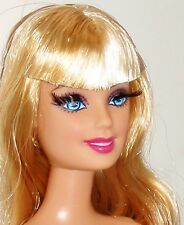 BARBIE- BEAUTIFUL/NUDE/DEBOXED/ARTICULATED/ROOTED LASHES DOLL/MINT/READY TO SHIP