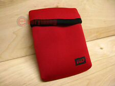 Western Digital My Passport Soft Neoprene Case Red Pouch WDCC005RNN WD External