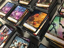 WOW WARCRAFT TCG : 450+ CARD MINI STARTER COLLECTION with 100 RARES FOILS +MORE!