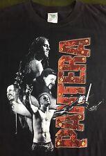 True Vintage 1994 Pantera Far Beyond Driven Thrash Metal Dimebag T-Shirt XL
