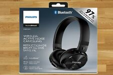 *NEW* Philips Bluetooth Wireless Active Noise Canceling Headphones SHB8750NC/27