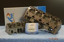96-02 Chevy 350 5.7L V8 SBC Vortec Cylinder Head PAIR w/Gasket & Head Bolt Set