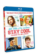 Stay Cool NEW Cult Blu-Ray Disc Ted Smith Winona Ryder Hilary Duff Chevy Chase