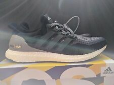 "Adidas Ultra Boost 2.0 ""Core Black"" Running Shoes Womens Sz 11.5 Mens 10 10.5"
