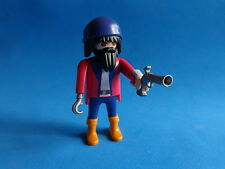 Playmobil Pirata con gancho  y pistola Pirate with hook and pistole