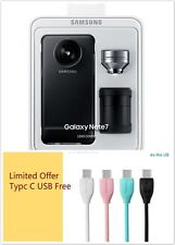 Galaxy Black Official Samsung Portable Lens Case Cover Kit Telephoto For Note 7