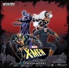 MARVEL X-MEN MUTANT REVOLUTION BOARD GAME BRAND NEW & SEALED CHEAP!!