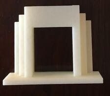 Dolls House Triang Odeon Fireplace Fire Art Deco Replica 1/16th