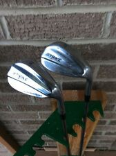 Used Mchenry Strike 56 And 60 Degree Wedges