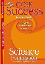 Science Foundation by Emma Poole, Hannah Kingston (Paperback, 2006)