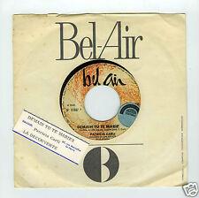 45 RPM SPJUKE BOX PATRICIA CARLI DEMAIN TU TE MARIE (1963)